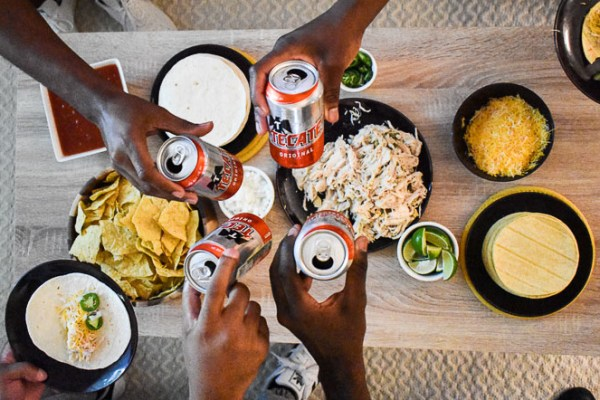 Girls' Guide to Fight Night with Tecate