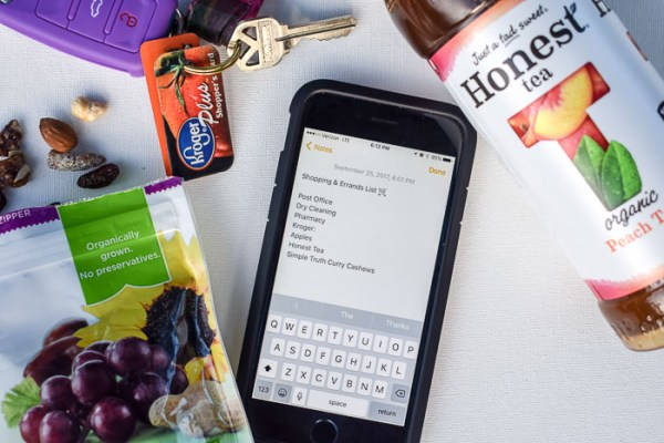 How to Hack Your Errands