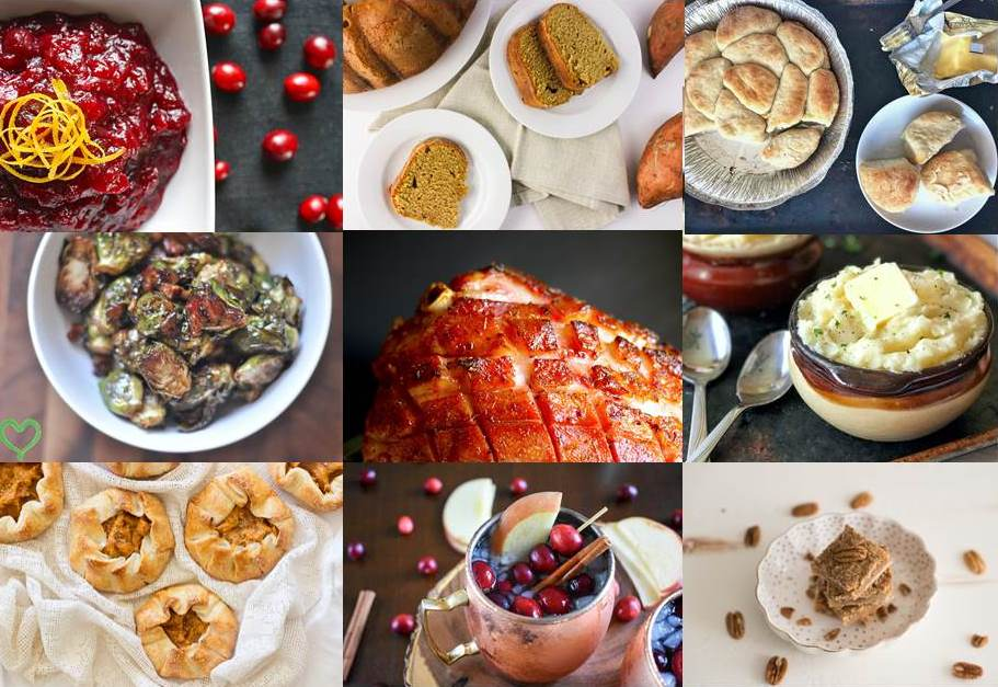 Black Food Bloggers Virtual Thanksgiving Feast