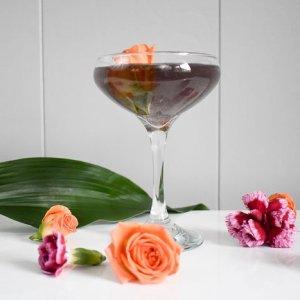 Blooming Gin Garden Cocktail