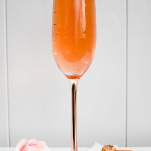 The Blushing Bride Cocktail