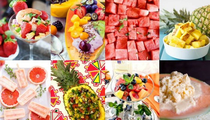 30+ Fresh Summer Fruit Ideas