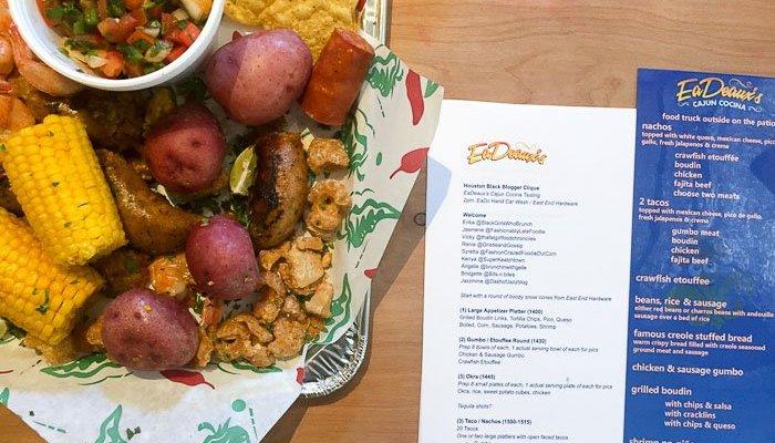 EaDeaux's Cajun Cocina – EaDo Houston