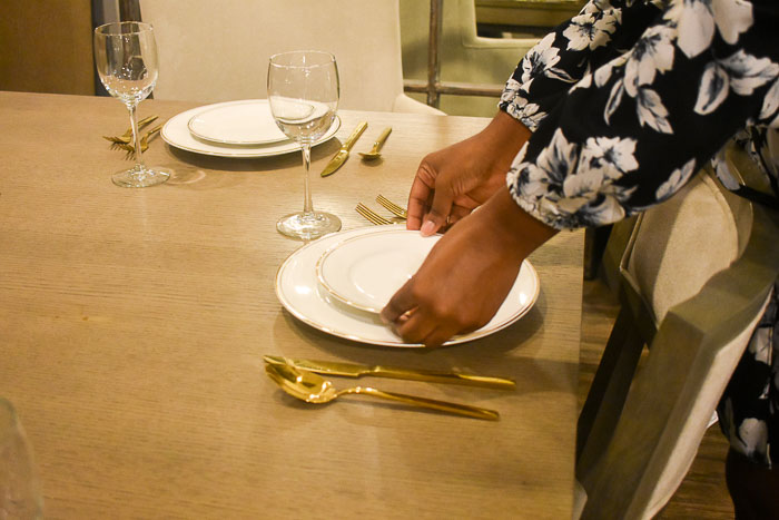 Dash of Jazz Etiquette Series: Dining Tips
