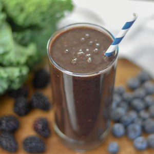 Blacker the Berry Acai Smoothie