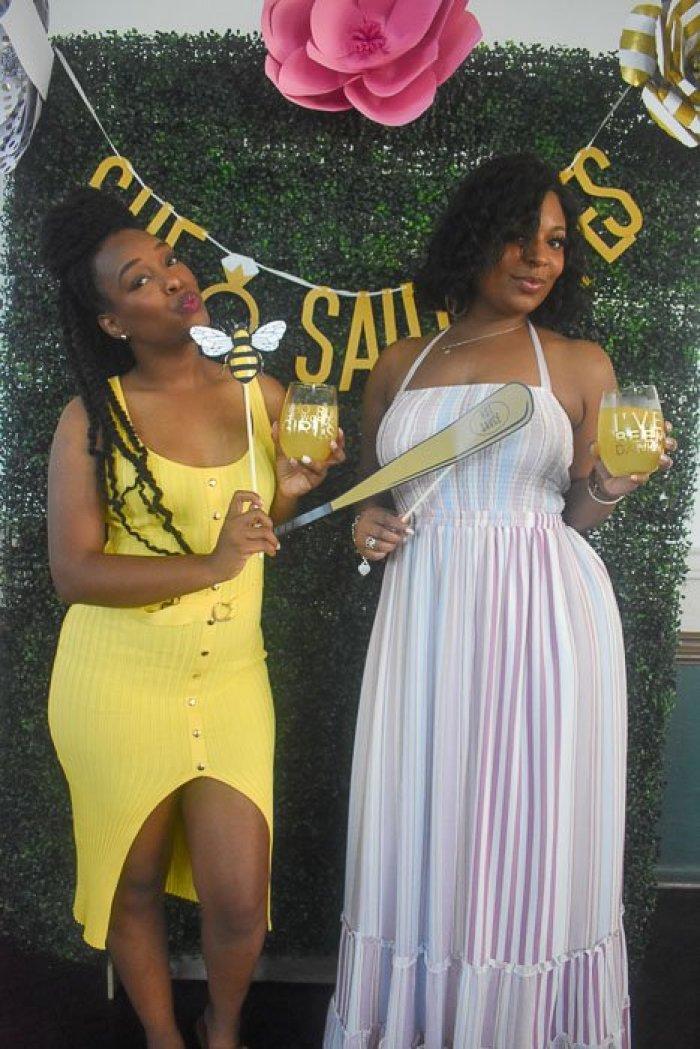Lemonade photo booth props