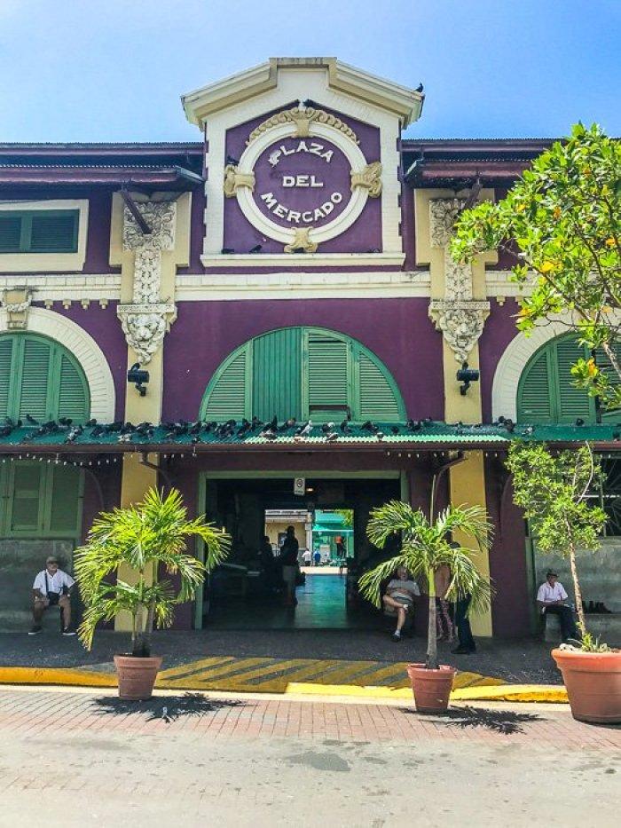 Plaza del Mercado en Santurce, San Juan, Puerto Rico