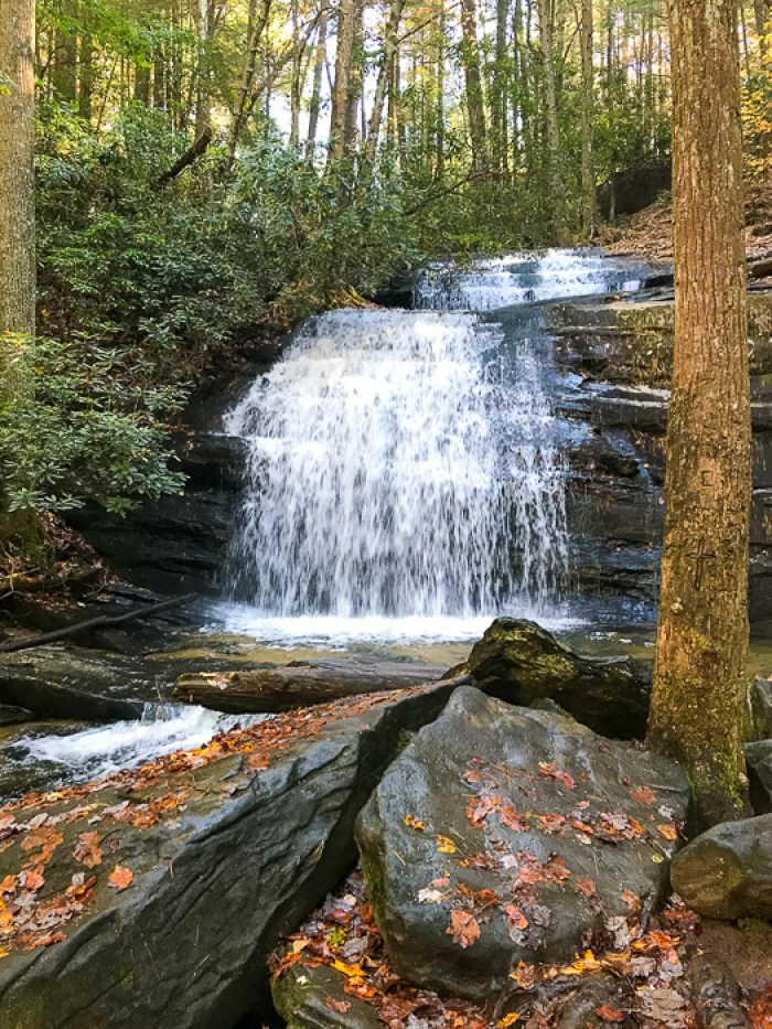 Long Creek Falls, Blue Ridge, GA