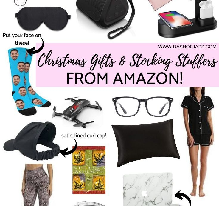 Amazon Gift Guide: The Best Presents & Stocking Stuffers