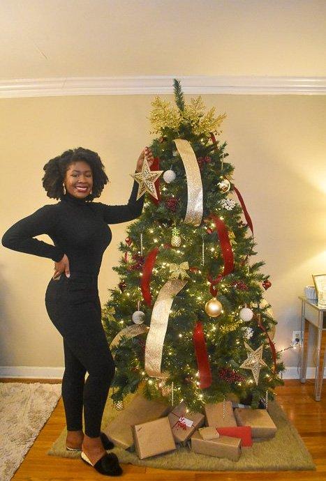 My Christmas Trees & Decor