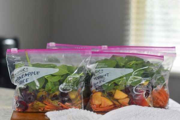 How to Make Frozen Smoothie Packs for Easy Mornings