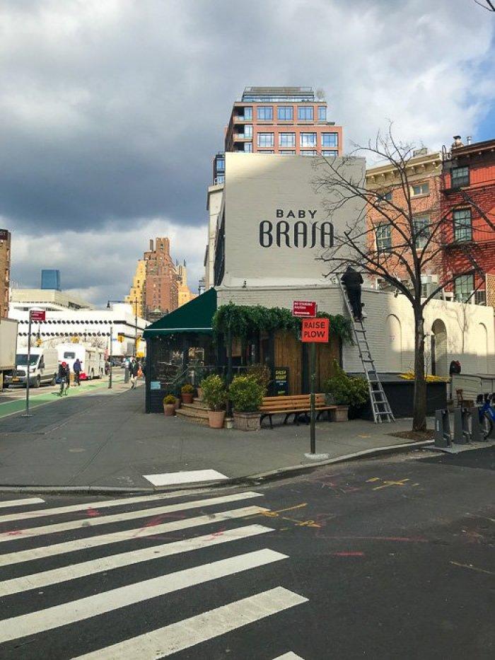 Baby BRASA in West Village, NYC