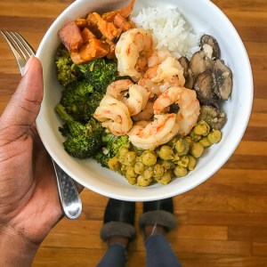How to Meal Prep Easy Power Bowls for the Whole Week