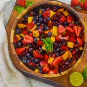 Best of Summer Fruit Salad