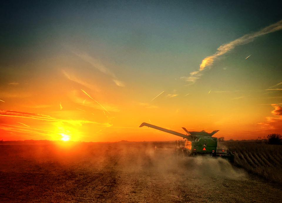 tractor night
