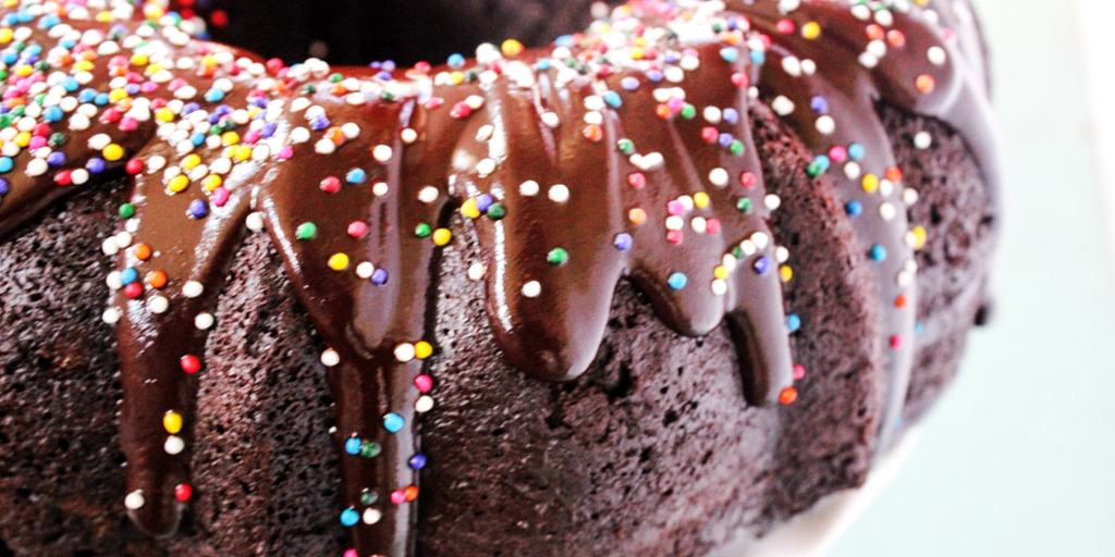 This Triple Chocolate Cake is a rich, fudge-like chocolate cake with chocolate chips and topped with a chocolate frosting. It is a chocolate lovers dream.