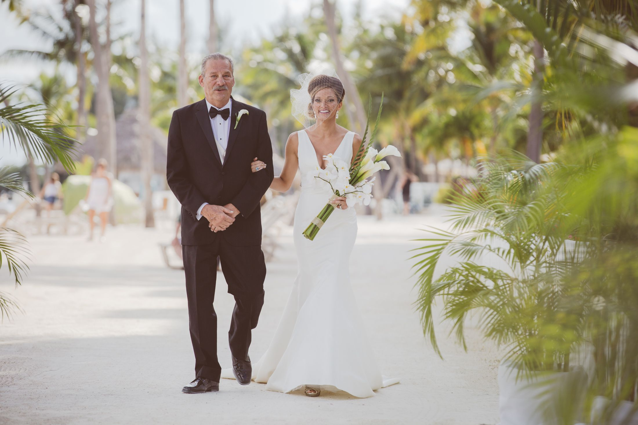 The Traditional Wedding Processional  Wedding  Events