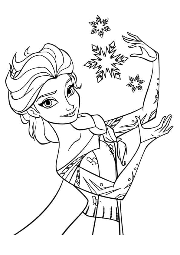 Ausmalbilder Prinzessin - 654 kostenlose Prinzessinnen