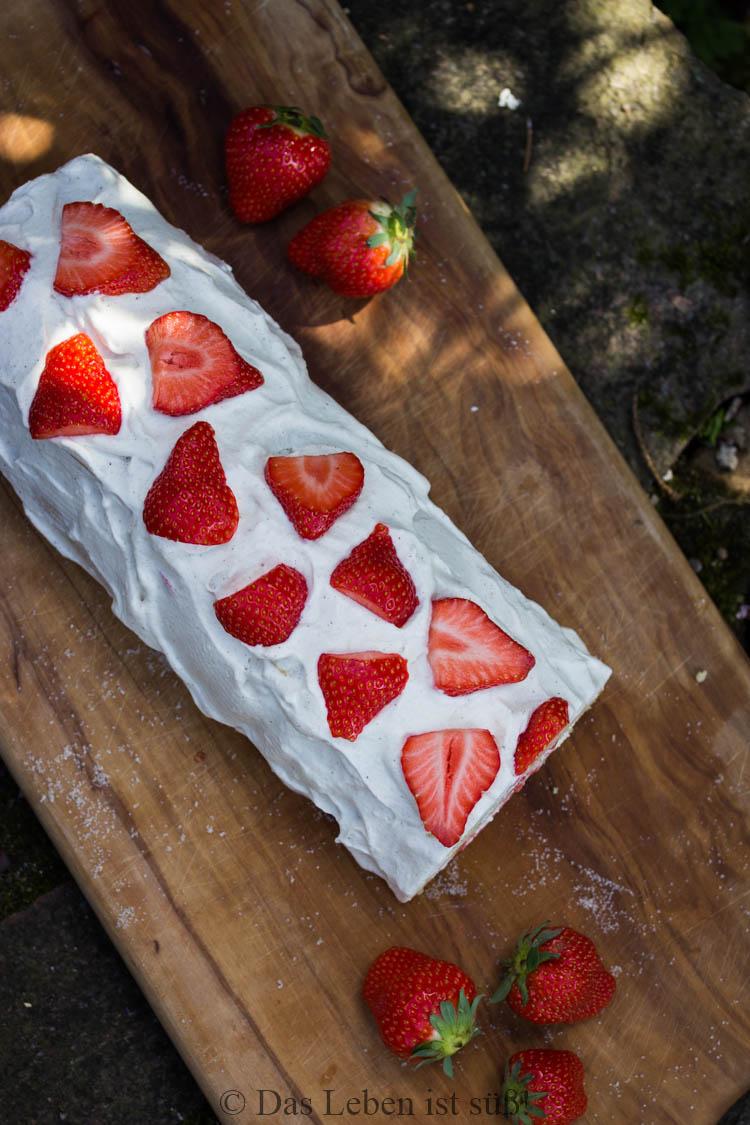 Erdbeer-Rolle -4