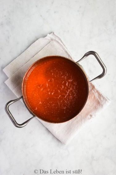 Gefüllte Aubergine mit Quinoa (3 von 2)