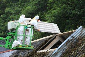 Asbestos Compressed