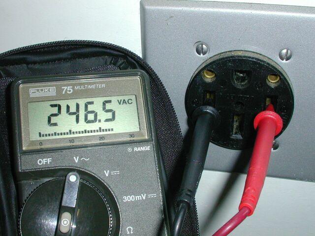110 Volt Receptacle Wiring Diagram Rv Wiring