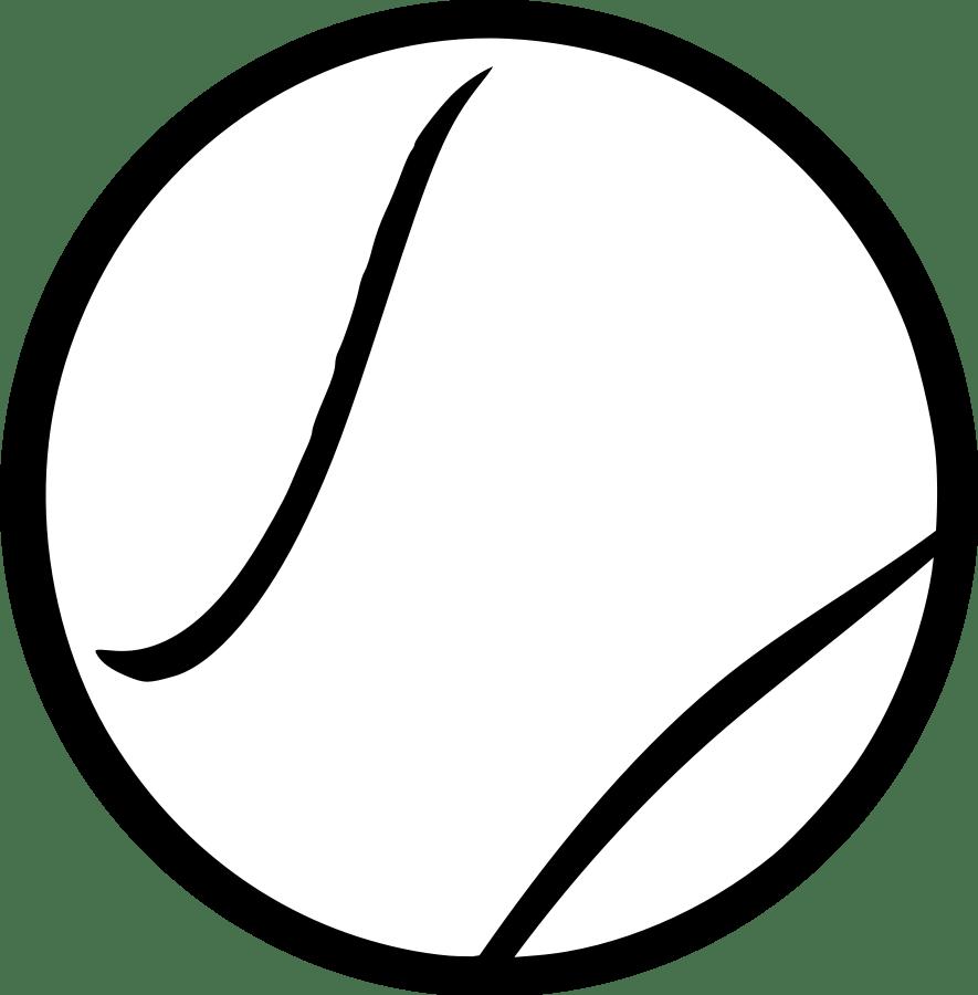 hight resolution of tennis ball clipart black and white steren tennis ball vector clipart