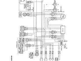 Schaltplan Suzuki Ltz 400