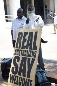 Aboriginal_real Australians say welcome