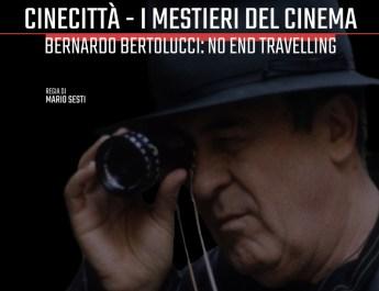 Mario Sesti racconta la sua amicizia con Bernardo Bertolucci