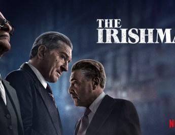 #RomaFF14: The Irishman, la mob opera di Martin Scorsese