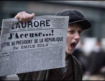 L'Ufficiale e la Spia, Polanski si dichiara Dreyfus