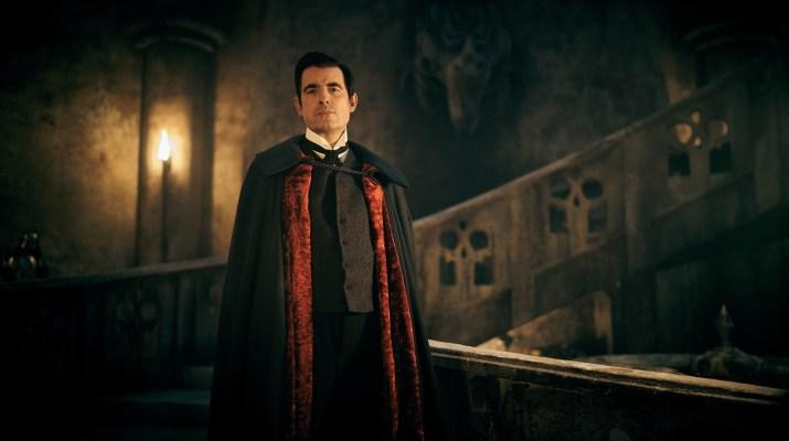 Su Netflix: Dracula