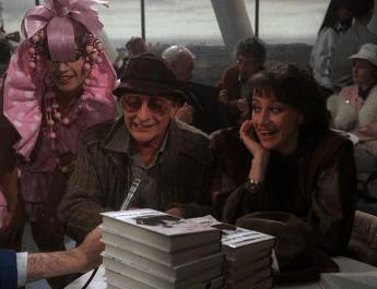 #Fellini100: Patrizia Loreti, io sul set di Ginger e Fred