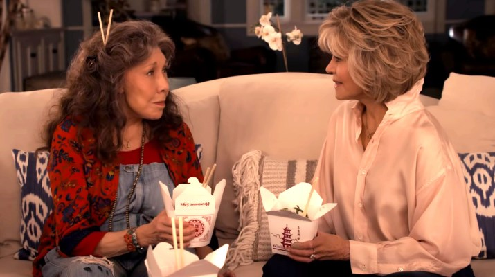 Grace and Frankie: su Netflix la sesta stagione