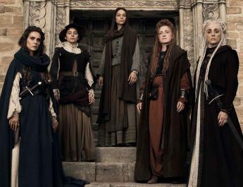 Su Netflix: Luna Nera , quando la creatività è donna