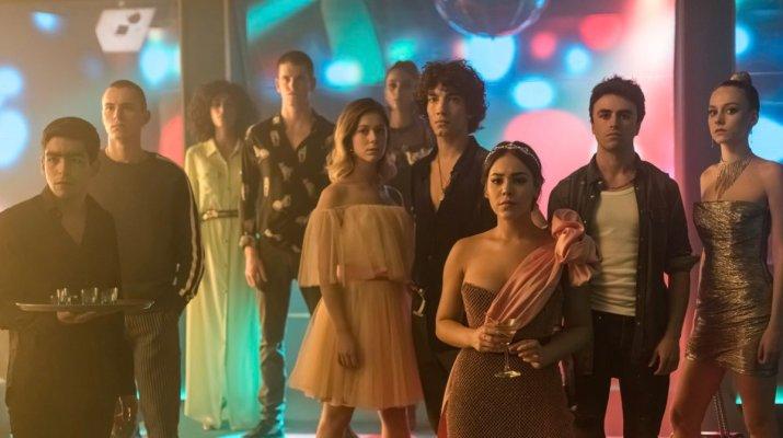 Su Netflix: Élite, la terza stagione