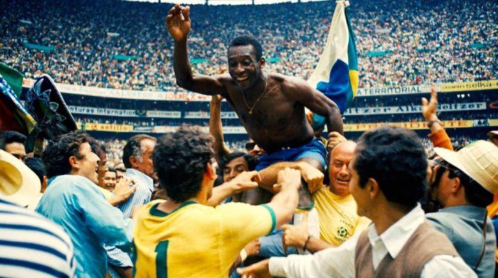 Su Netflix Pelè: Il re del calcio