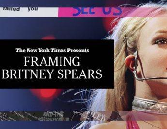 Framing Britney Spears, il documentario su Discovery+