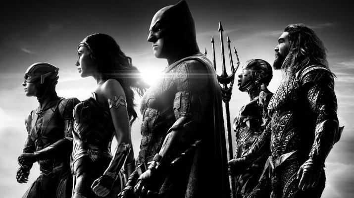 Zack Snyder's Justice League recensione film