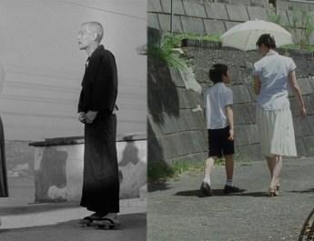 Ozu e Kore'eda