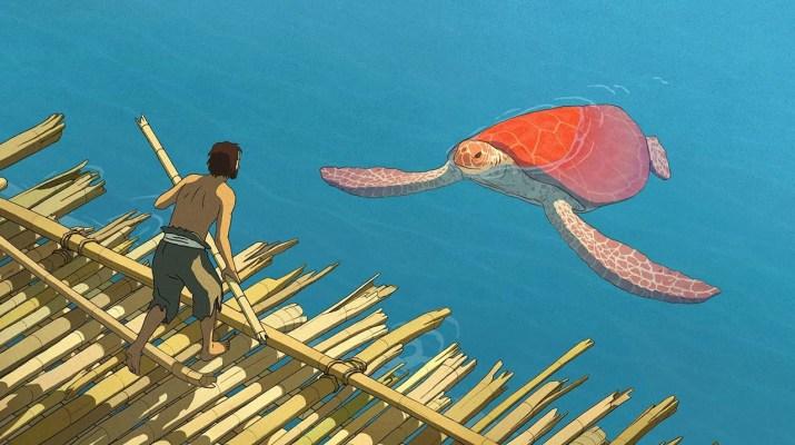 La Tartaruga Rossa, il film di De Wit