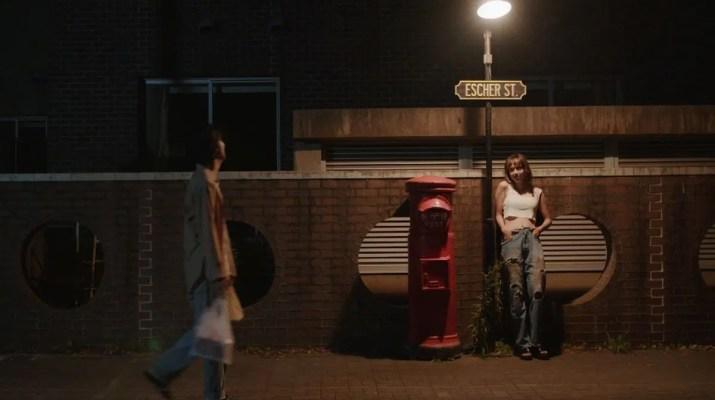 Red Post on Escher Street recensione film Sion Sono