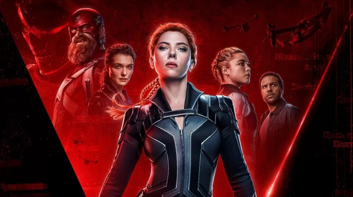 Black Widow recensione film Scarlett Johansson