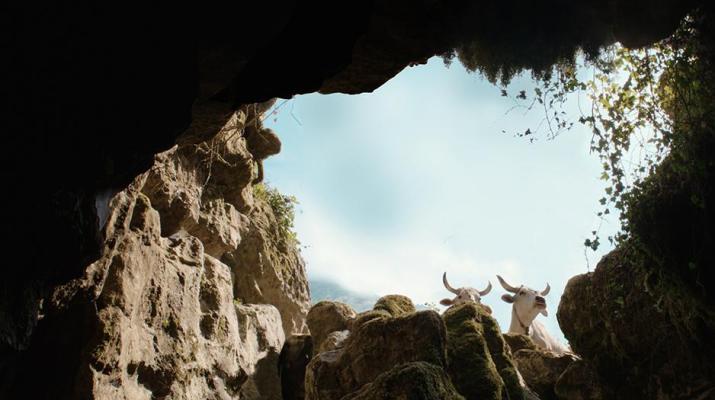 Il buco recensione film Michelangelo Frammartino DassCinemag