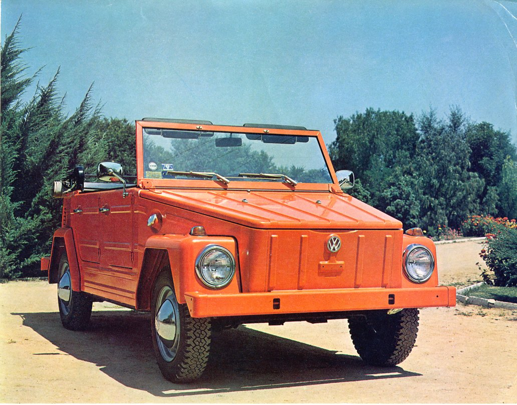 hight resolution of vw thing sales brochures