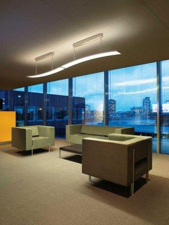 Philips LED armatuur voor kantoor