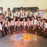 Das Universal Academy celebrate Diwali with a lot of enthusiasm