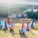 71st Republic Day, Was Celebrated with Great Fervour at Das Universal Academy