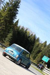 Rover Mini Xn Richtung Telfs